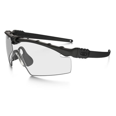 Picture of SI Ballistic M Frame 3.0 - Black w/ Clear