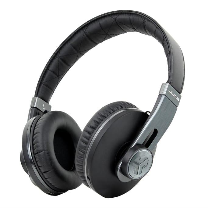 1a3898f875c Jlab Audio - OMNI Premium Over-Ear Bluetooth Headphones with Mic ...