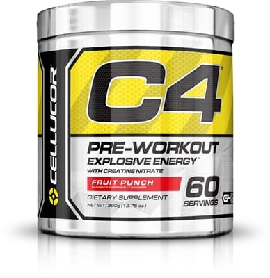Picture of C4 Pre-Workout - 60 Servings - Fruit Punch
