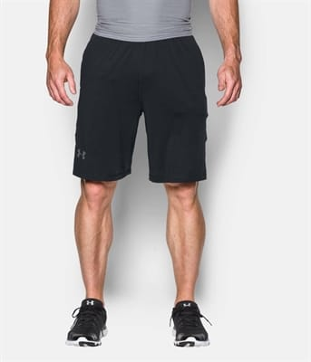 Picture of Raid Short - Black - Graphite - L