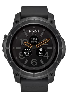 Picture of Mission Watch - All Black