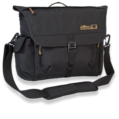 Picture of Adventure Office Small Messenger Bag - Heritage Black