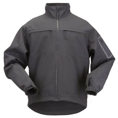 Picture of Chameleon Softshell Jacket - Black - XL