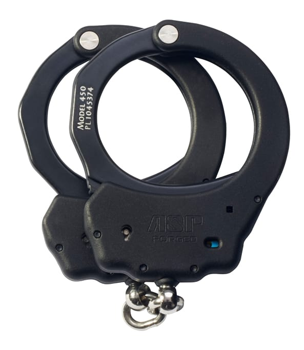 ASP Chain Link Handcuffs with 1 Key