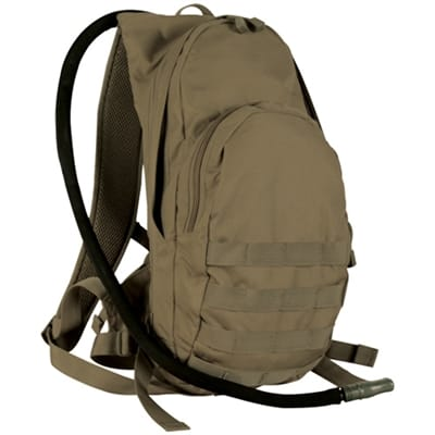 Picture of Compact Modular Hydration Backpack - Coyote