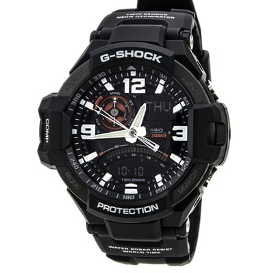 Picture of G-Shock Black Aviation Series Luxury Watch - GA1000
