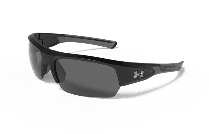 5ebfaac53e2c9 Under Armour - Big Shot Storm ANSI Polarized Sunglasses
