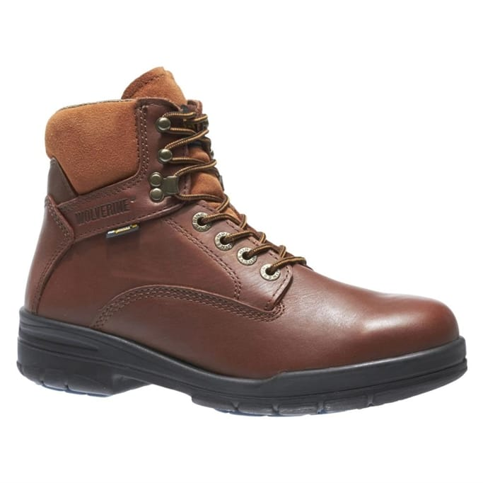 a62351c49b2 Wolverine - Men's Durashocks SR Steel-Toe Direct-Attach EH 6