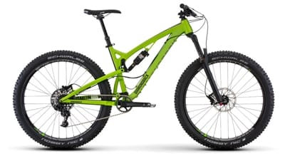 Picture of Catch 2 Bike - 2017 - Green- MD 17in