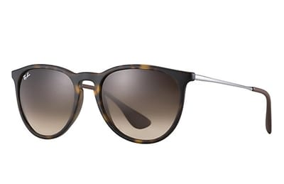 Picture of Erika Classic Sunglasses - RB4171 - Tortoise/Brown Gradient
