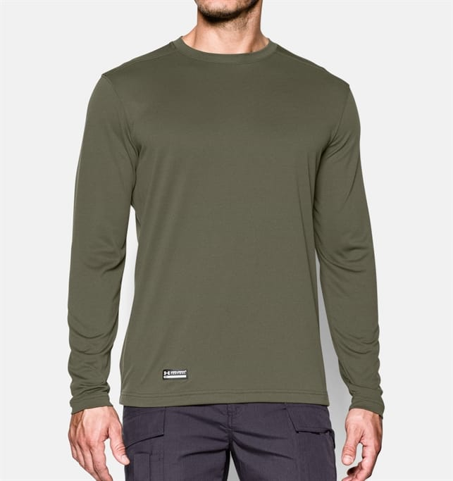 a9ebdddff7ff Under Armour - Men s Tactical Tech Long Sleeve Shirt