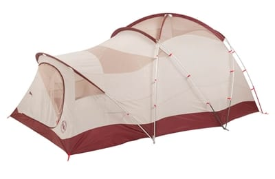 Picture of Flying Diamond 8 Tent - Wine/Tan - 8 Person