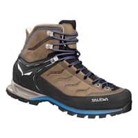 Picture of Men's Mountain Trainer Mid Leather Boots - Walnut/Royal Blue - 7