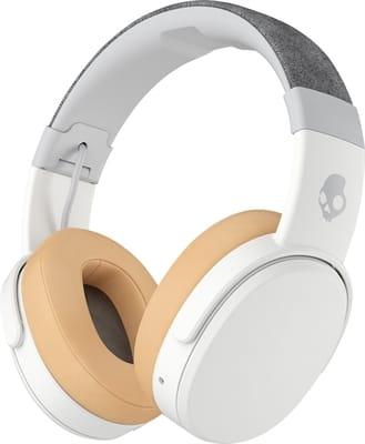 Picture of Crusher Wireless - Bluetooth Headphones Over-Ear - Gray/Tan/Gray