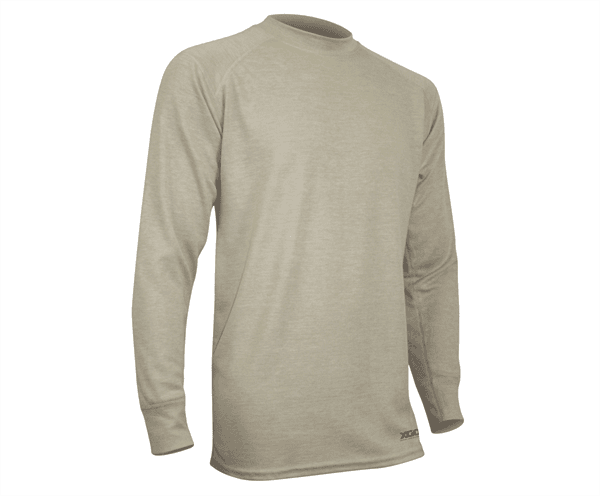 628ef6de XGO - Men's Phase 2 Long Sleeve Crew T-Shirt Military Discount | GovX