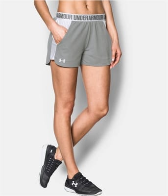 Picture of Play Up 2.0 Shorts - True Gray Heather - L
