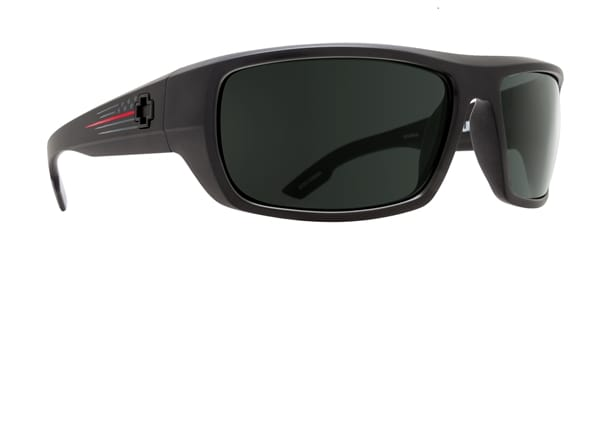 0867e836f6c3 Spy - Bounty Thin Red Line ANSI Certified Sunglasses - GovX Exclusive  Military Discount | GovX