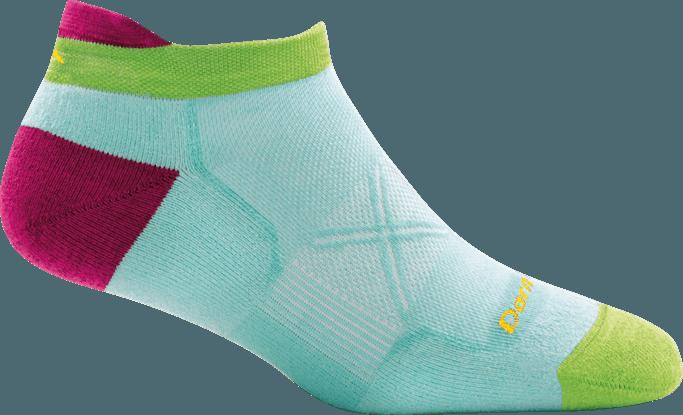 Mens Darn Tough Vertex Quarter Crew Ultralight Cool Max Socks