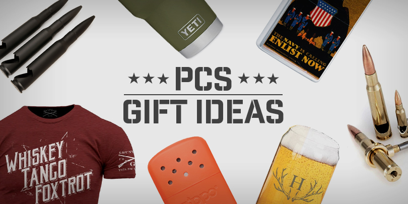 Gift Ideas for the PCS'ing Military Family on the Move
