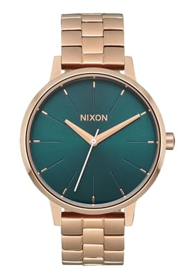 Picture of Women's Kensington Watch - All Rose Gold/Emerald