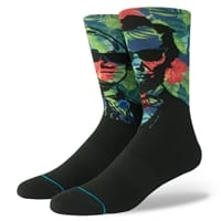 Picture of Men's Presidential Party Socks - Multi - L