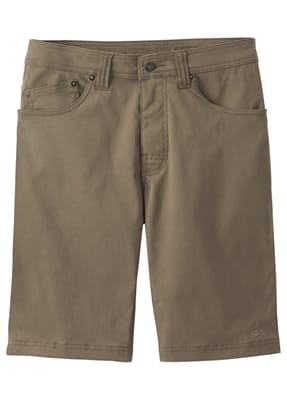 Picture of Men's Brion Short  - Mud - 36