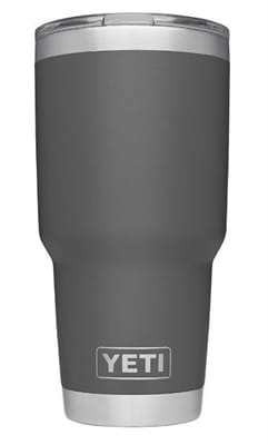 Picture of 30oz Rambler Tumbler with MagSlider - Charcoal - 30 oz