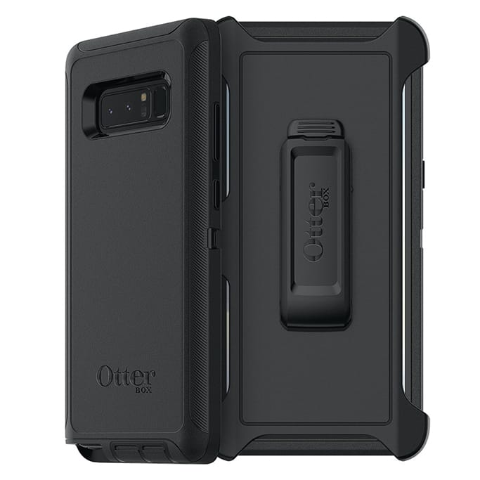 quality design d716d bd475 Otterbox - Defender Case for Samsung Galaxy Note 8 Military Discount ...
