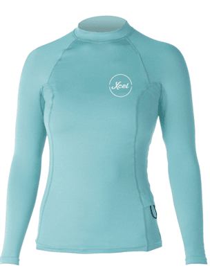 Picture of Paradise Long Sleeve UV Top With Key Pocket - Honey Dew - XS