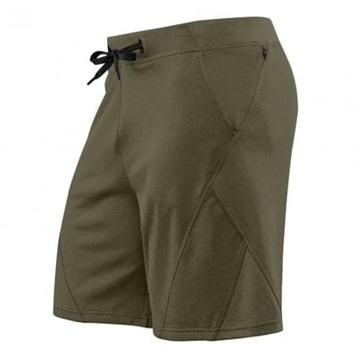 Picture of Men's Flexion Tech Shorts - Heather Olive/Heather Olive - XS - Regular