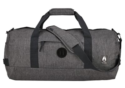 Picture of Men's Pipes II Duffle Bag - Charcoal Heather