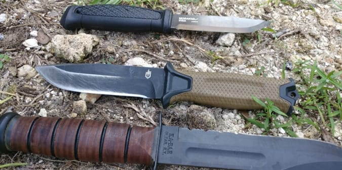 A Marine's Tips on Choosing the Right Fixed Blade Knife