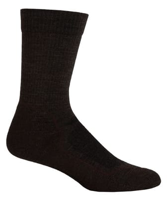Picture of Men's Hike+ Light Crew Socks - Earthen Heather/Bark/Oak - S