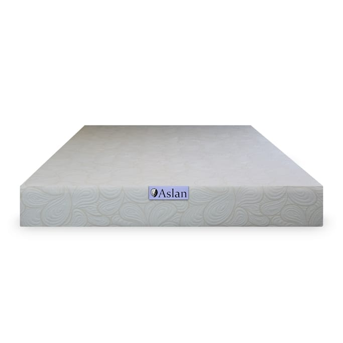Aslan Mattress 10 Gel Memory Foam Mattress Queen Military