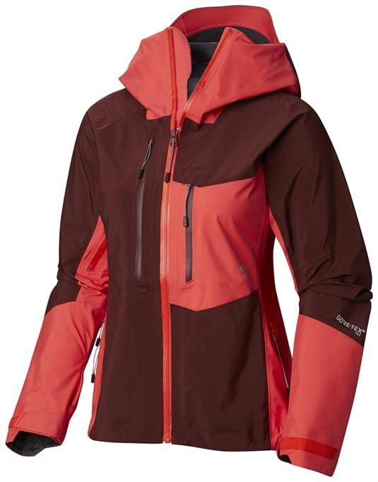 Mountain Hardwear - Women s Exposure 2 Gore-Tex Pro Jacket Military ... 65805bd60