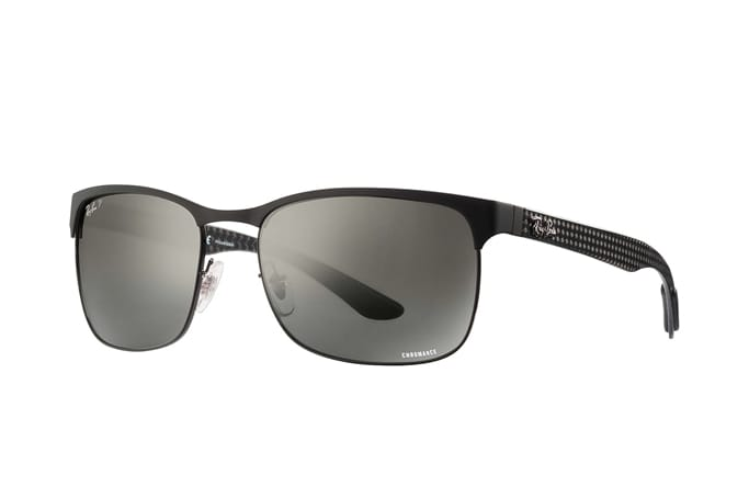 c06652a193 Ray-Ban - Polarized Chromance Sunglasses Military Discount