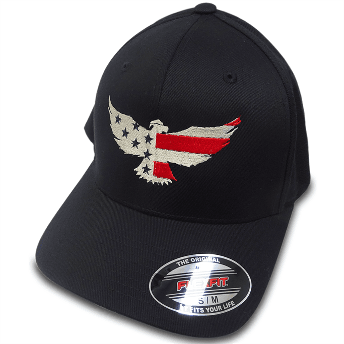 Eagle Six Gear - Eagle Six Gear Flexfit Hat - Military & Gov't